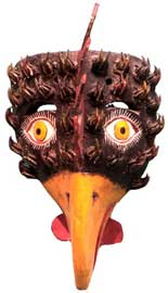 Mexican Rooster Mask